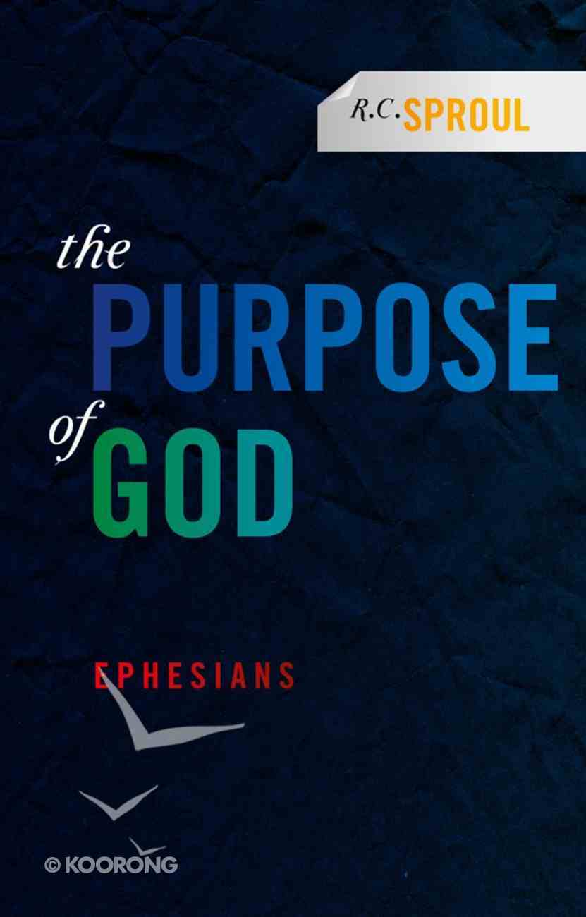Purpose of God: Ephesians eBook