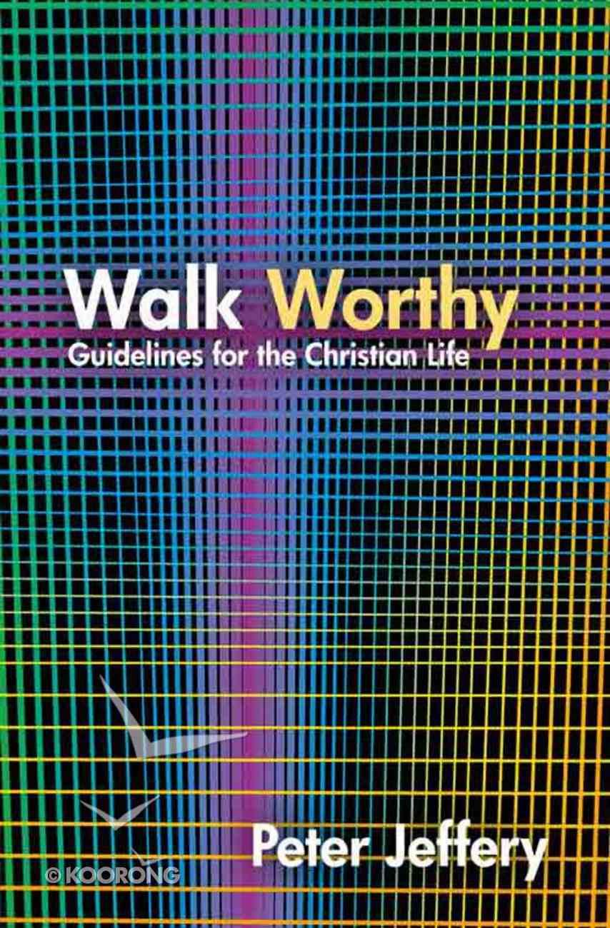 Walk Worthy eBook