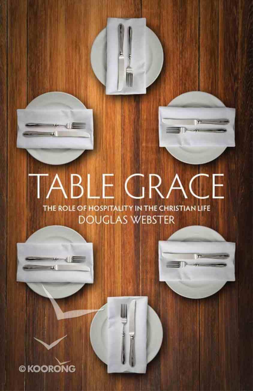 Table Grace eBook