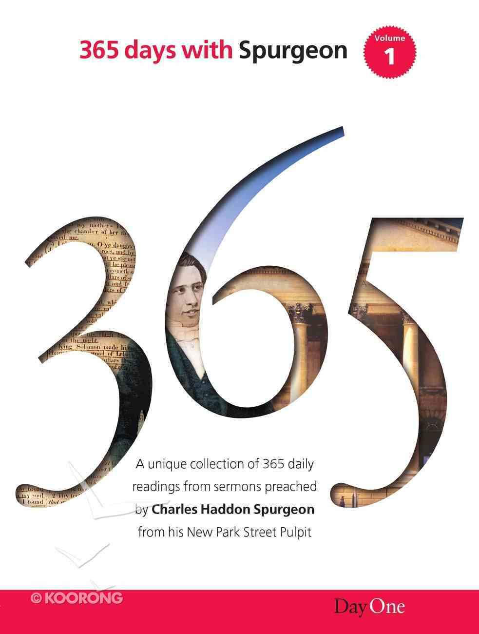 365 Days With Spurgeon (Vol 1) eBook