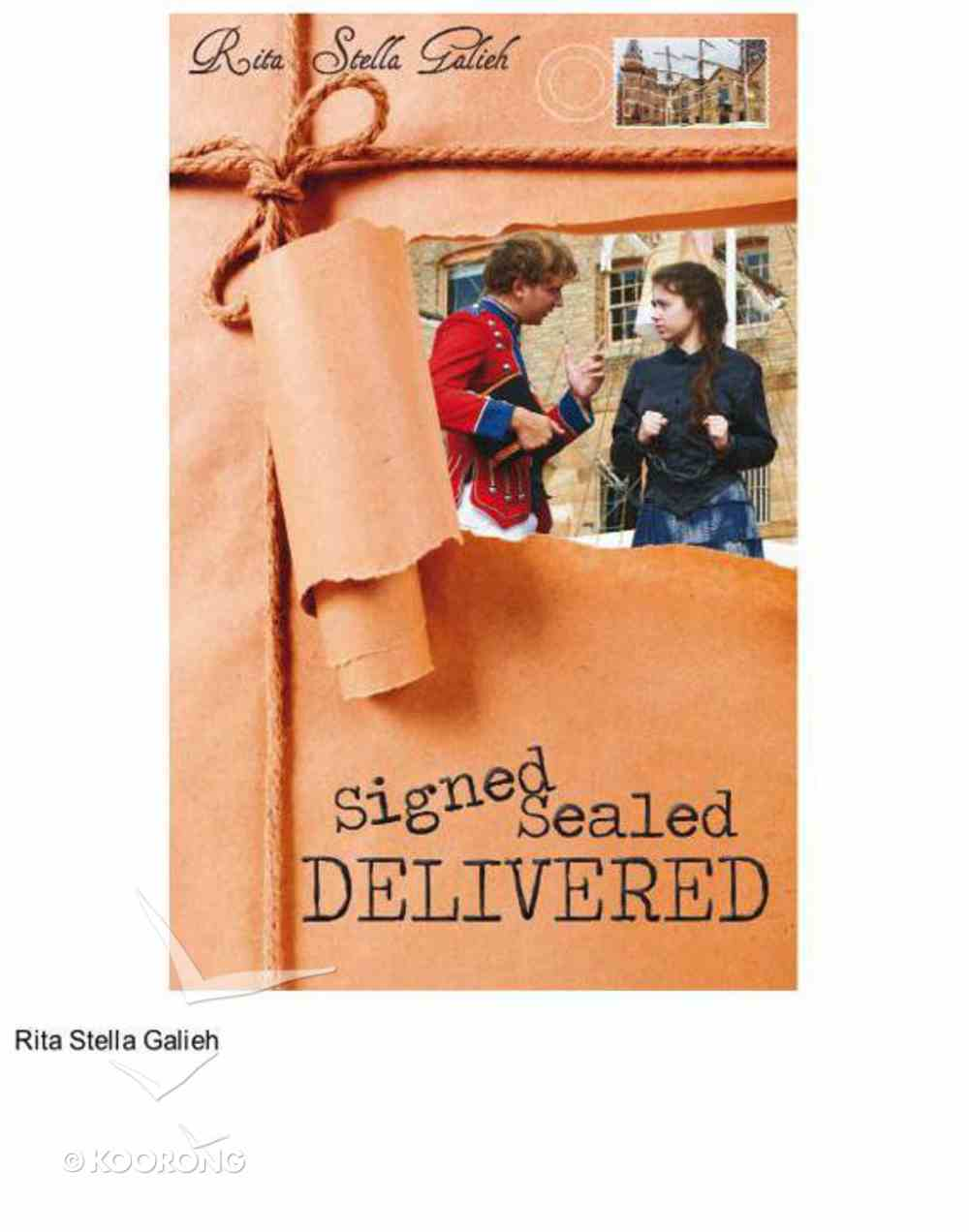 Signed, Sealed, Delivered (#01 in Watermark Women Trilogy Series) eBook