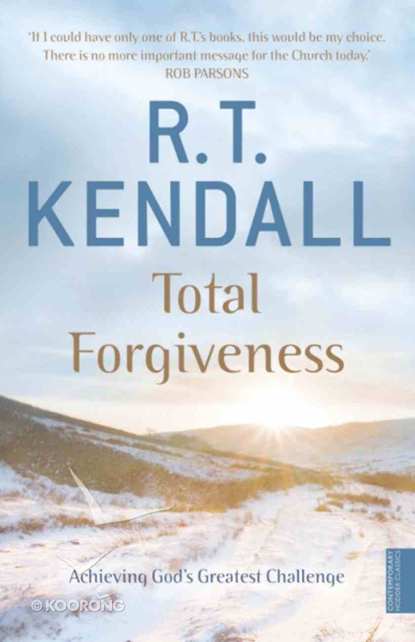 Total Forgiveness Paperback