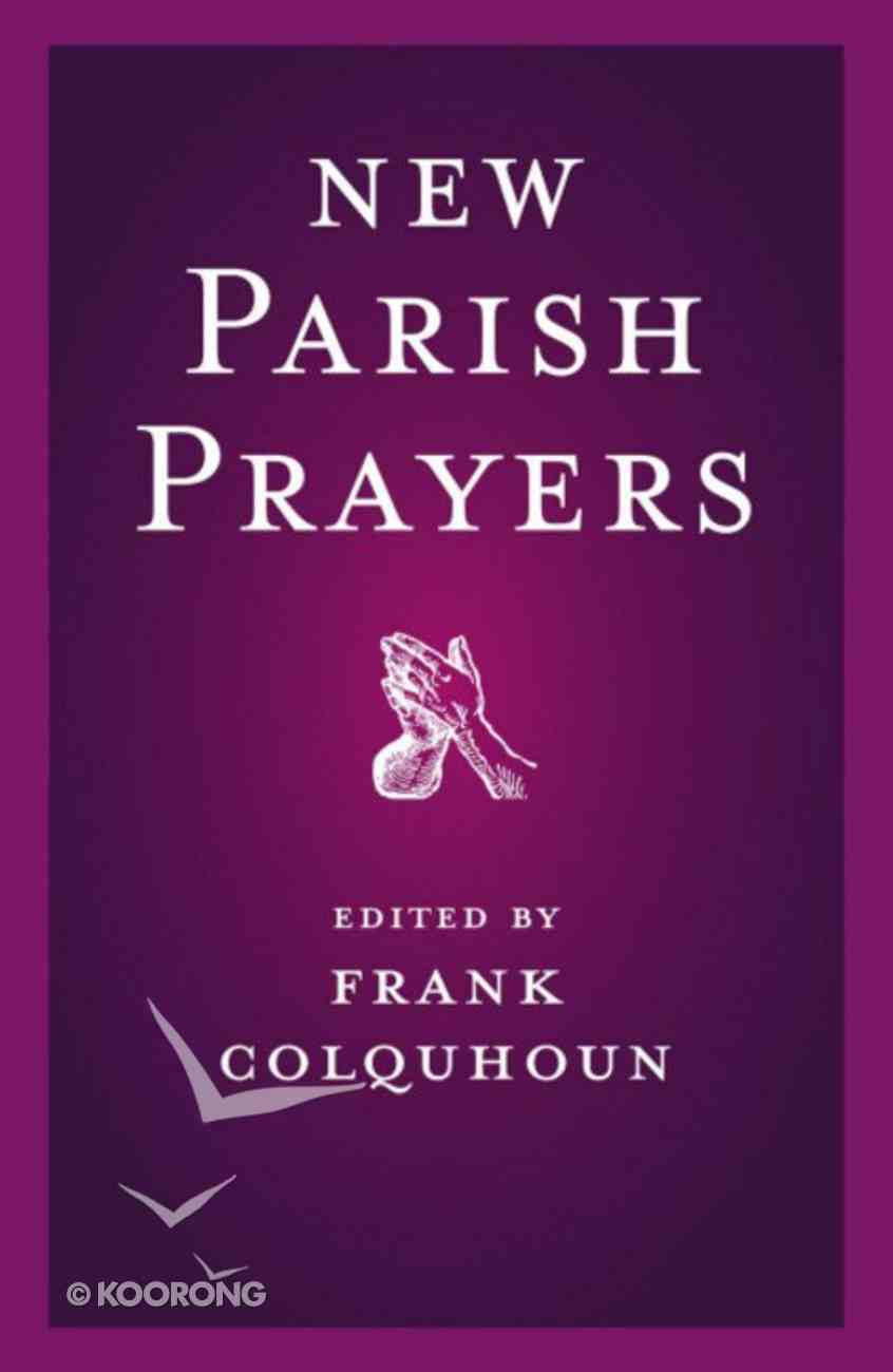 New Parish Prayers Paperback