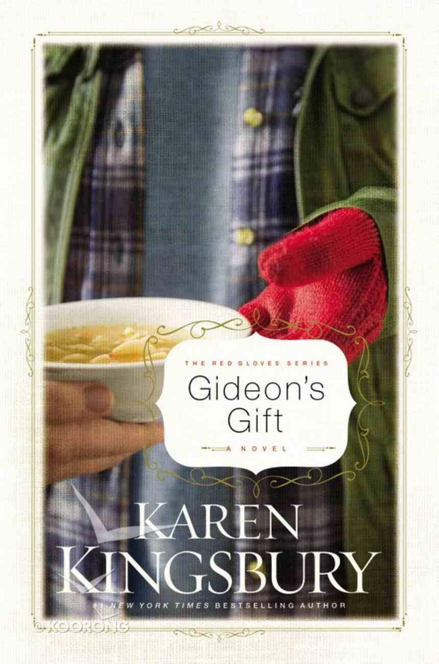 Gideon's Gift (#01 in Red Gloves Series) Hardback