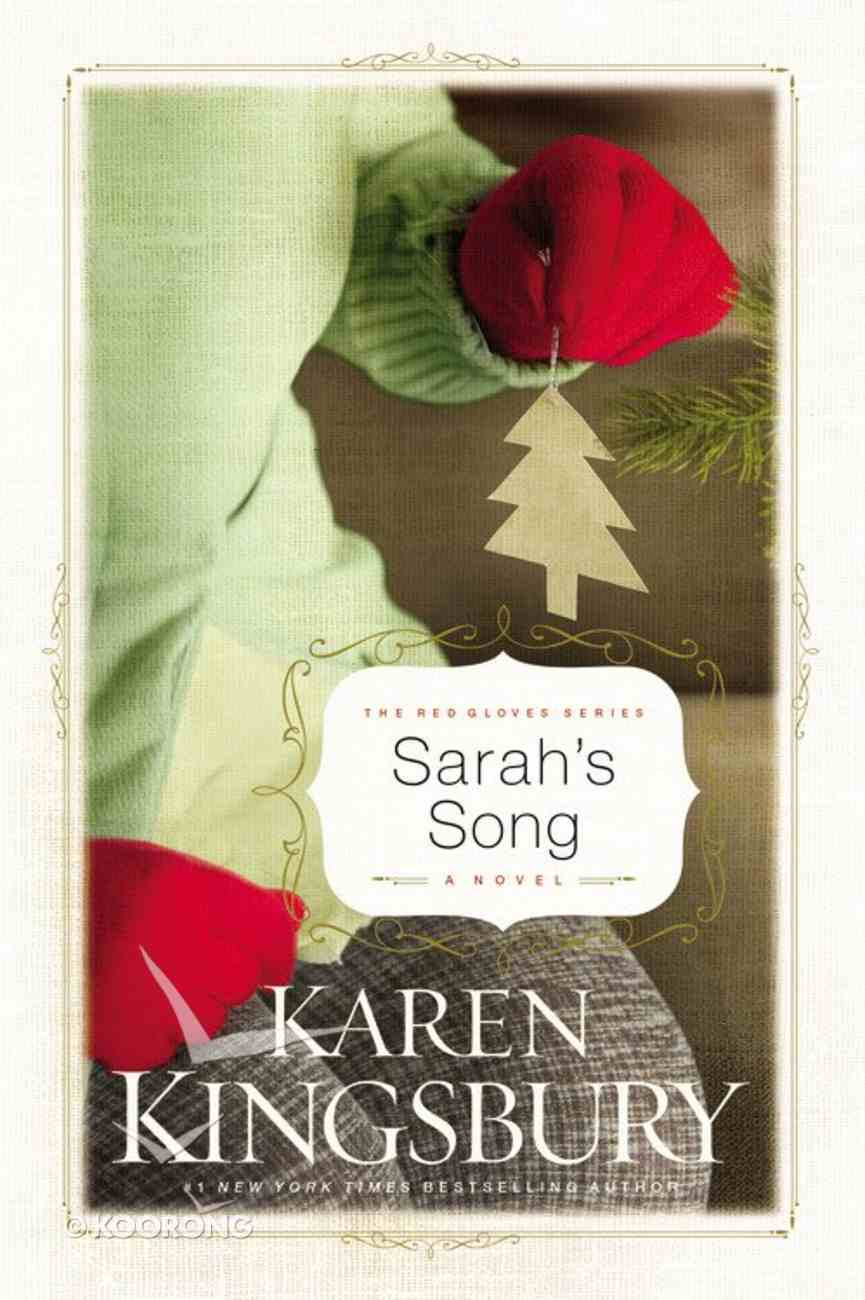 Sarah's Song (#03 in Red Gloves Series) Hardback