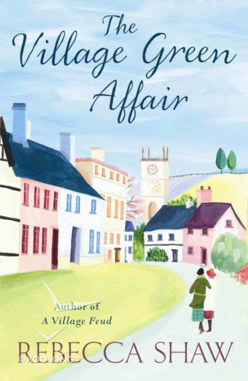 The Village Green Affair (#13 in Turnham Malpas Series) Paperback