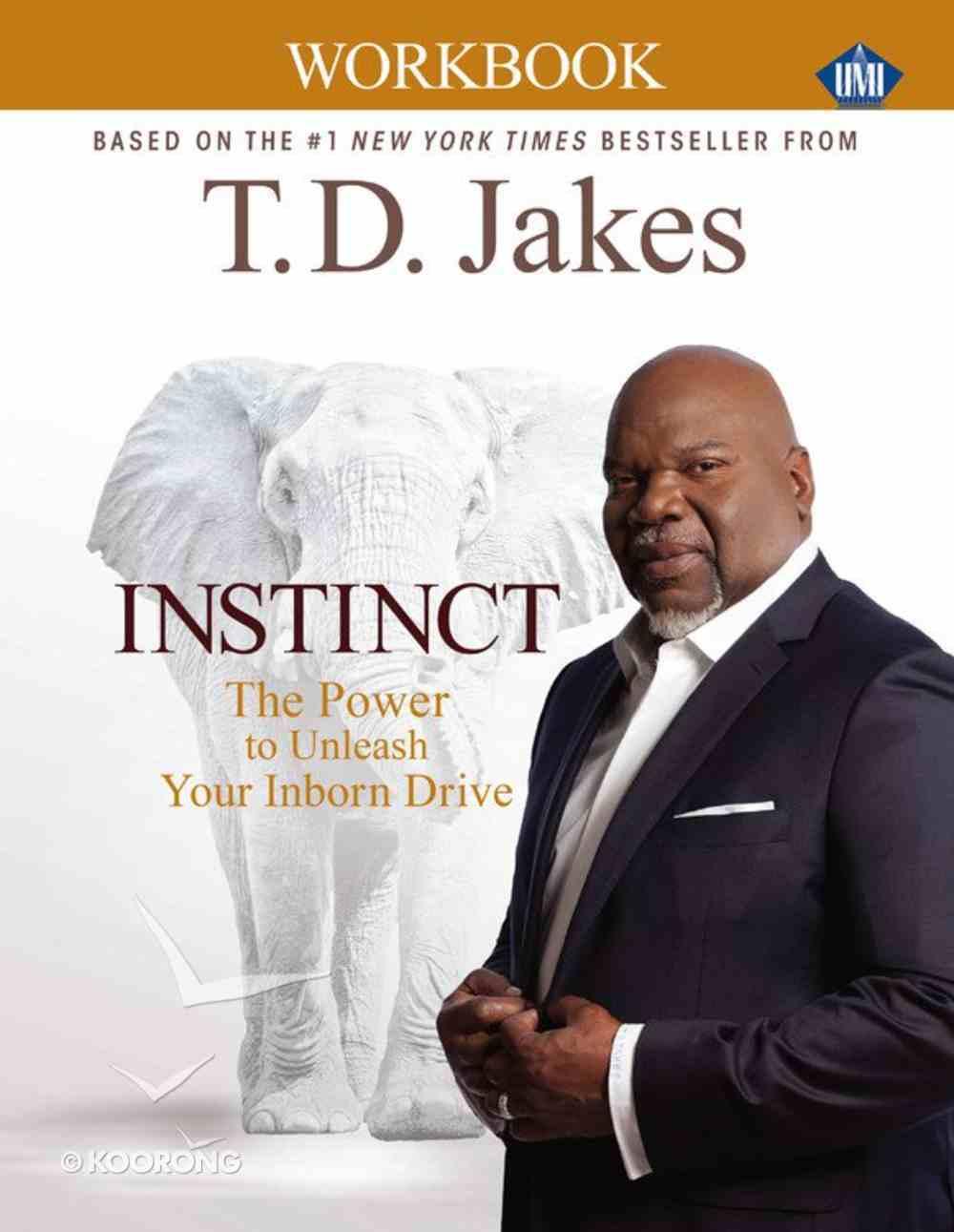 Instinct Christian (Study Guide) Paperback
