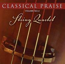 Album Image for String Quartet (#04 in Classical Praise Series) - DISC 1