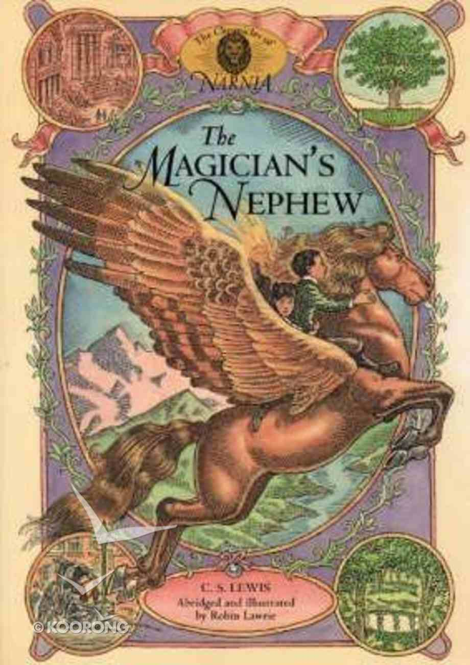 The Narnia #01: Magician's Nephew (Graphic Novel) (#01 in Chronicles Of Narnia Series) Paperback