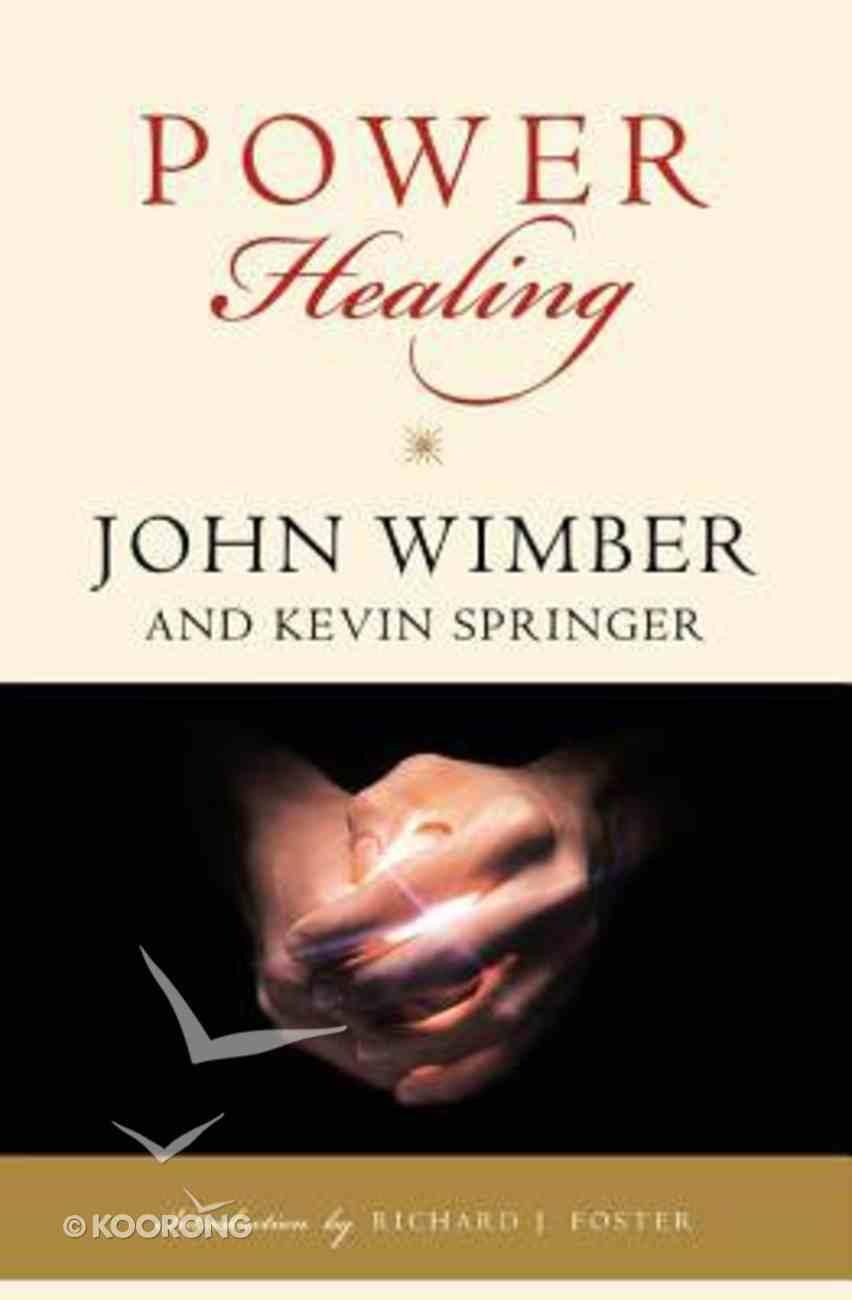 Power Healing Paperback