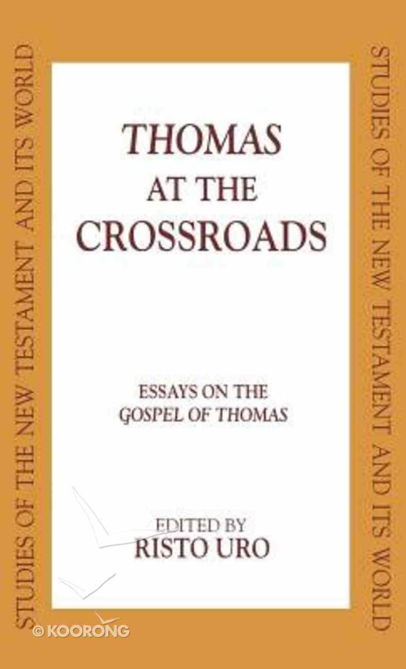 Thomas At the Crossroads Hardback
