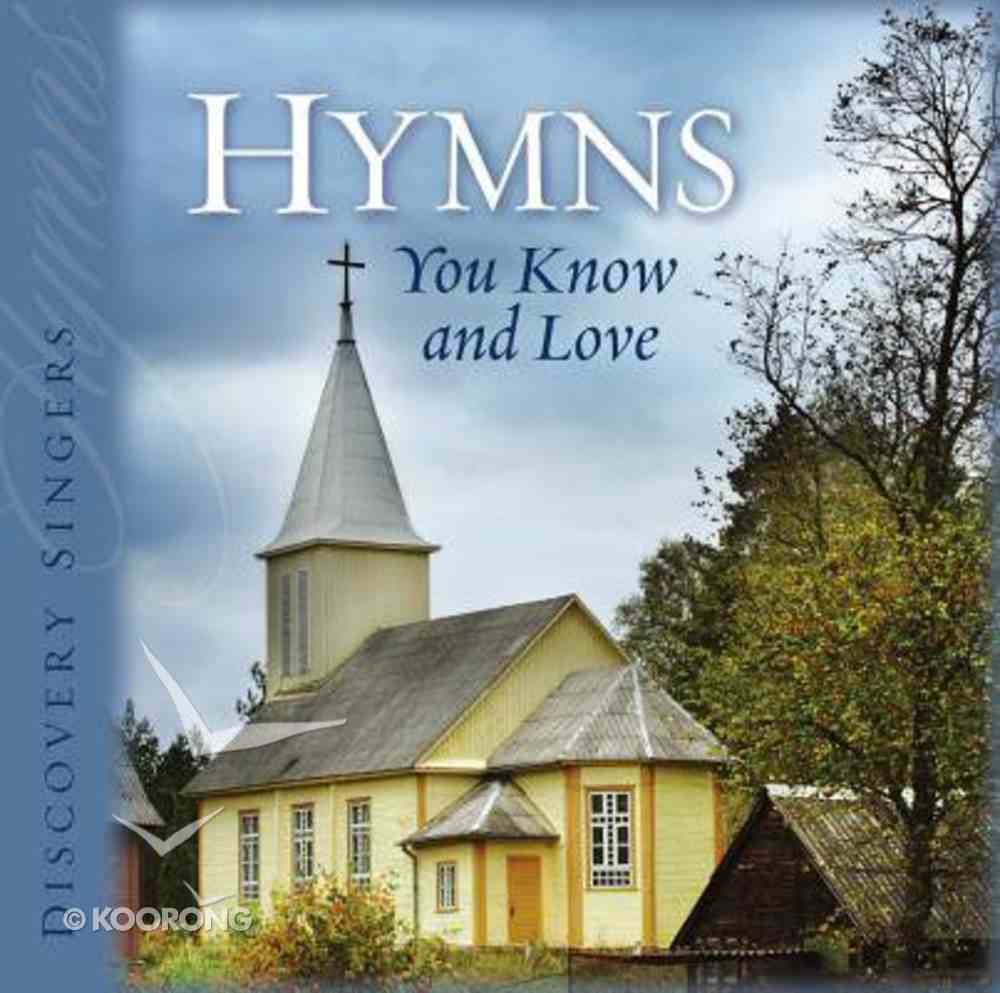 Hymns You Know and Love (2cds) CD