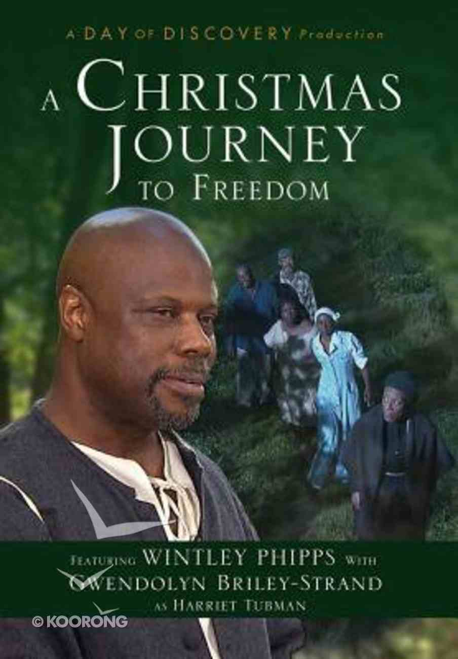 A Christmas Journey to Freedom (Gaither Gospel Series) DVD