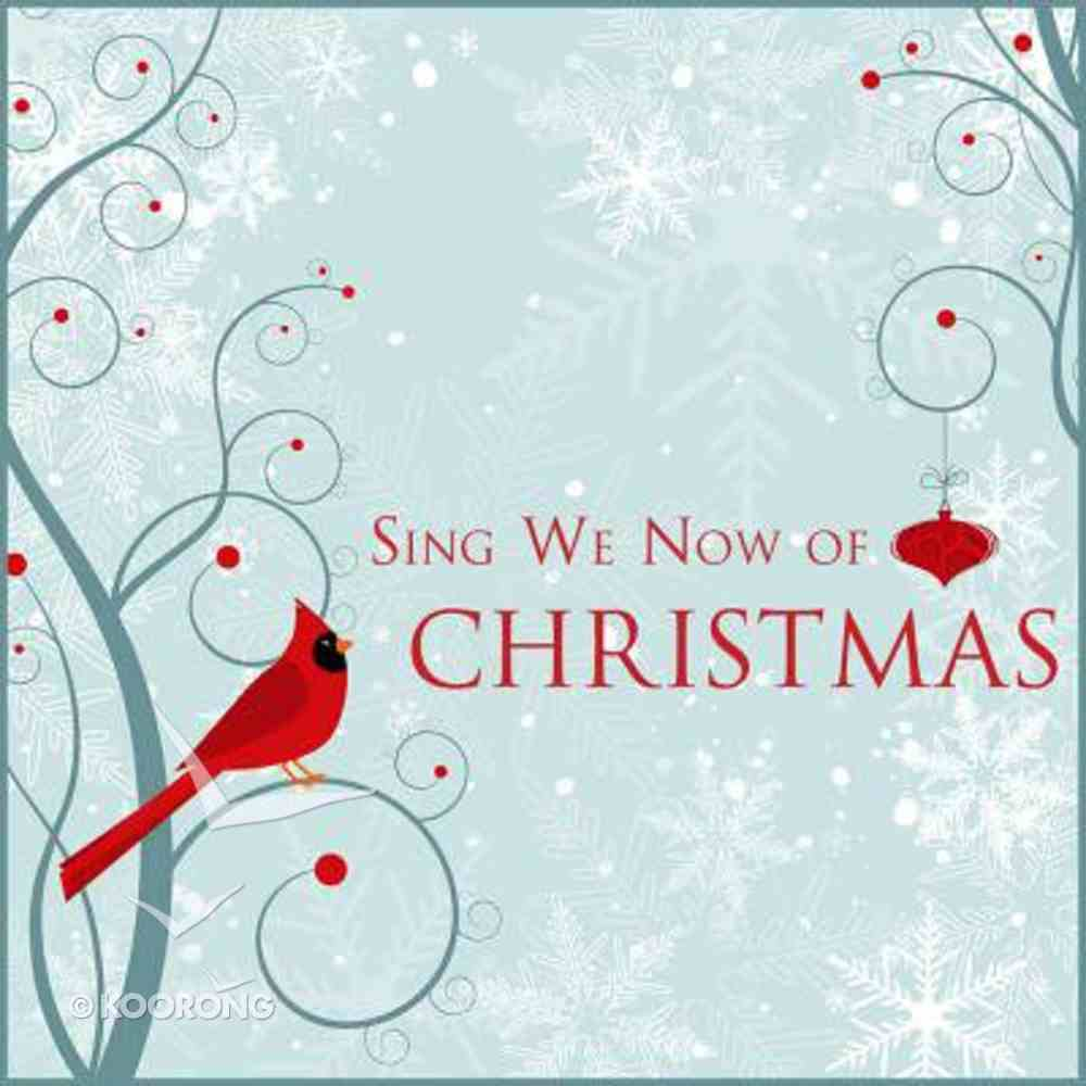 Sing We Now of Christmas CD