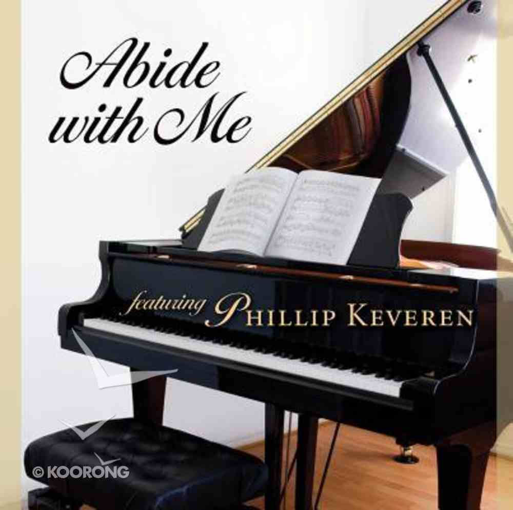 Abide With Me - Piano & Praise CD