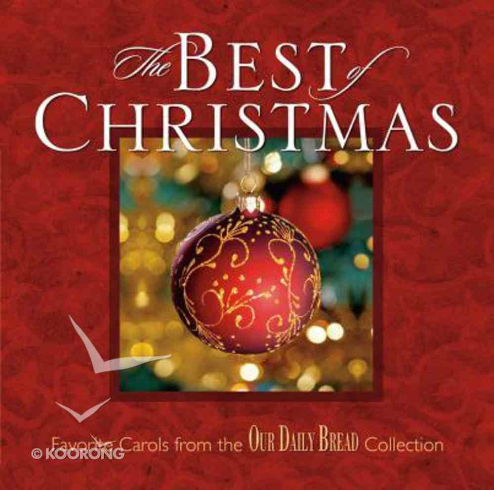 The Best of Christmas (Our Daily Bread Series) CD
