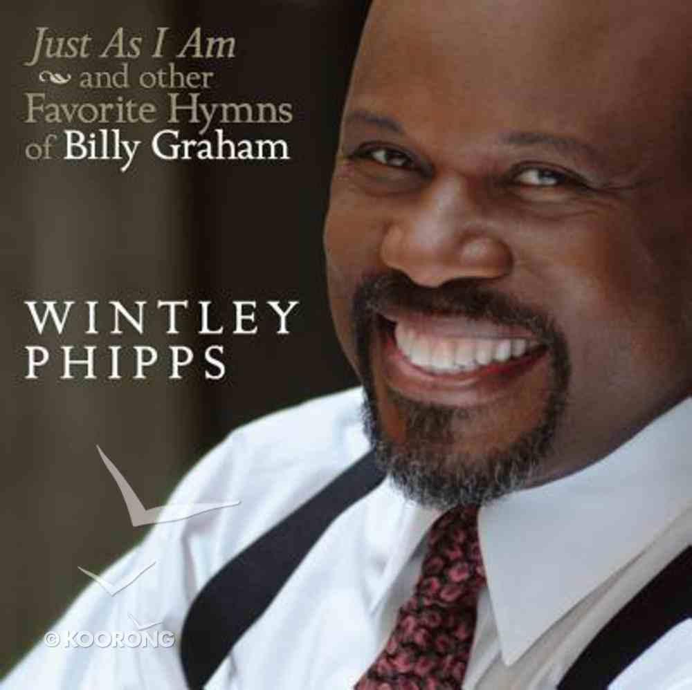 Favorite Hymns of Billy Graham CD