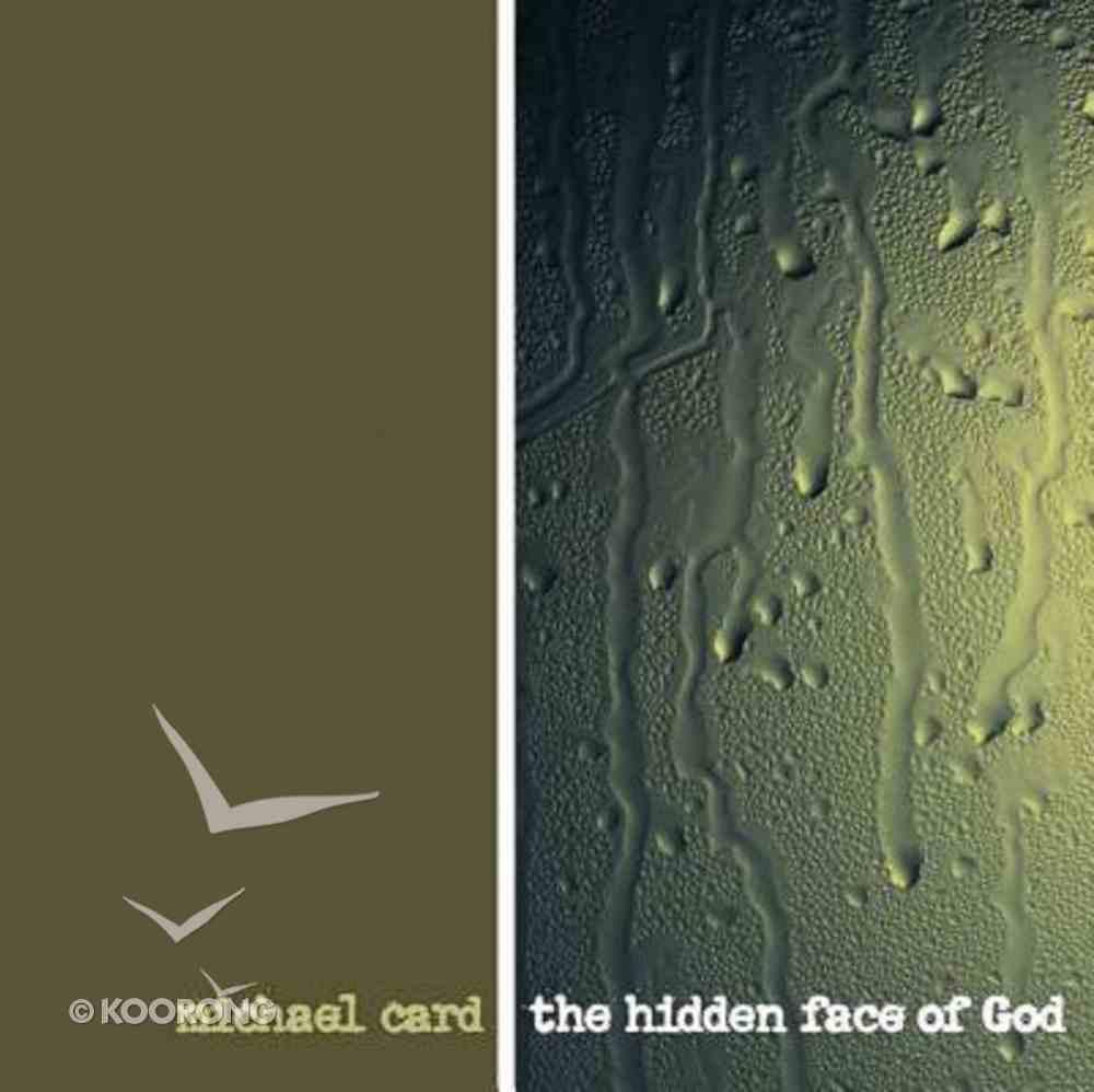 The Hidden Face of God CD