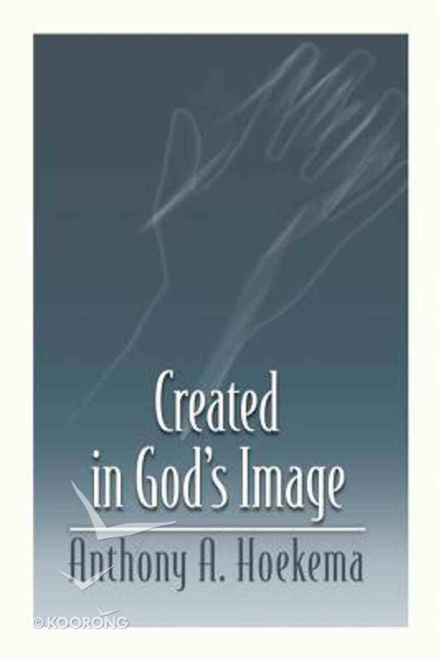 Created in God's Image Paperback
