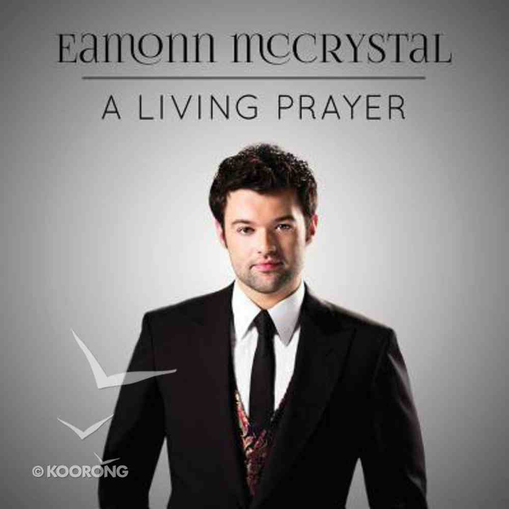 A Living Prayer CD
