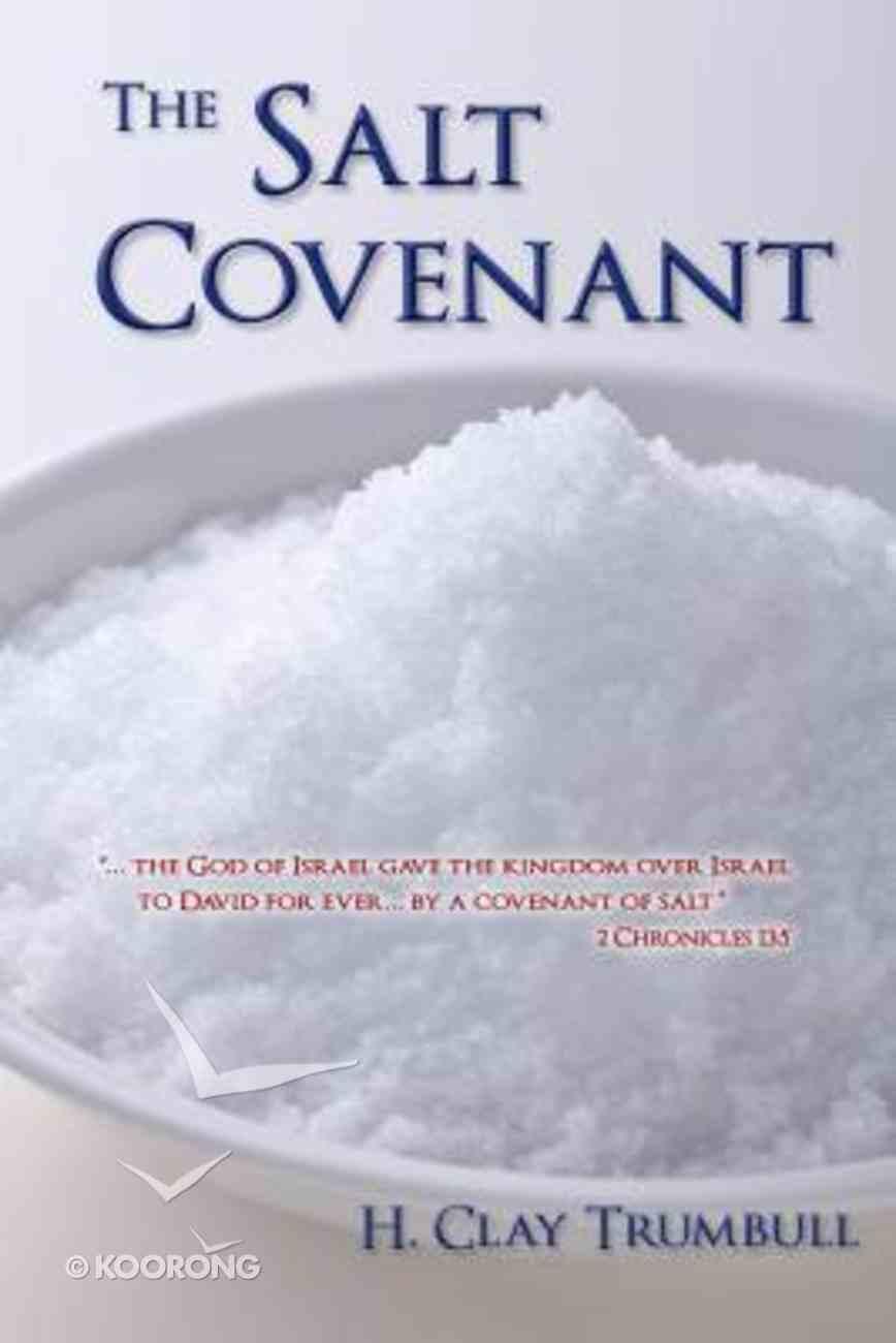 The Salt Covenant Paperback