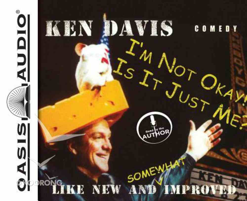 I'm Not Ok!/Is It Just Me? CD