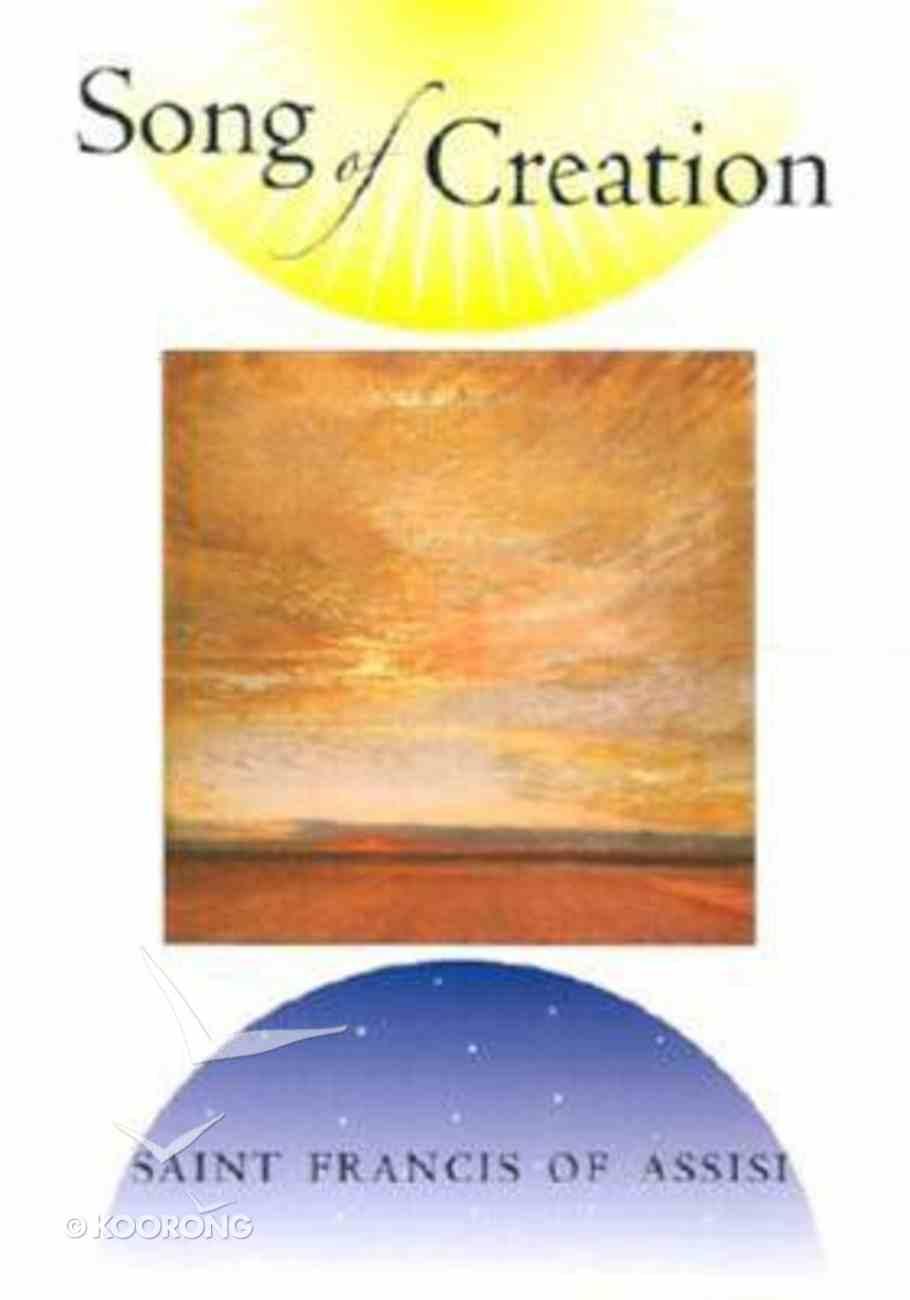 Song of Creation Hardback