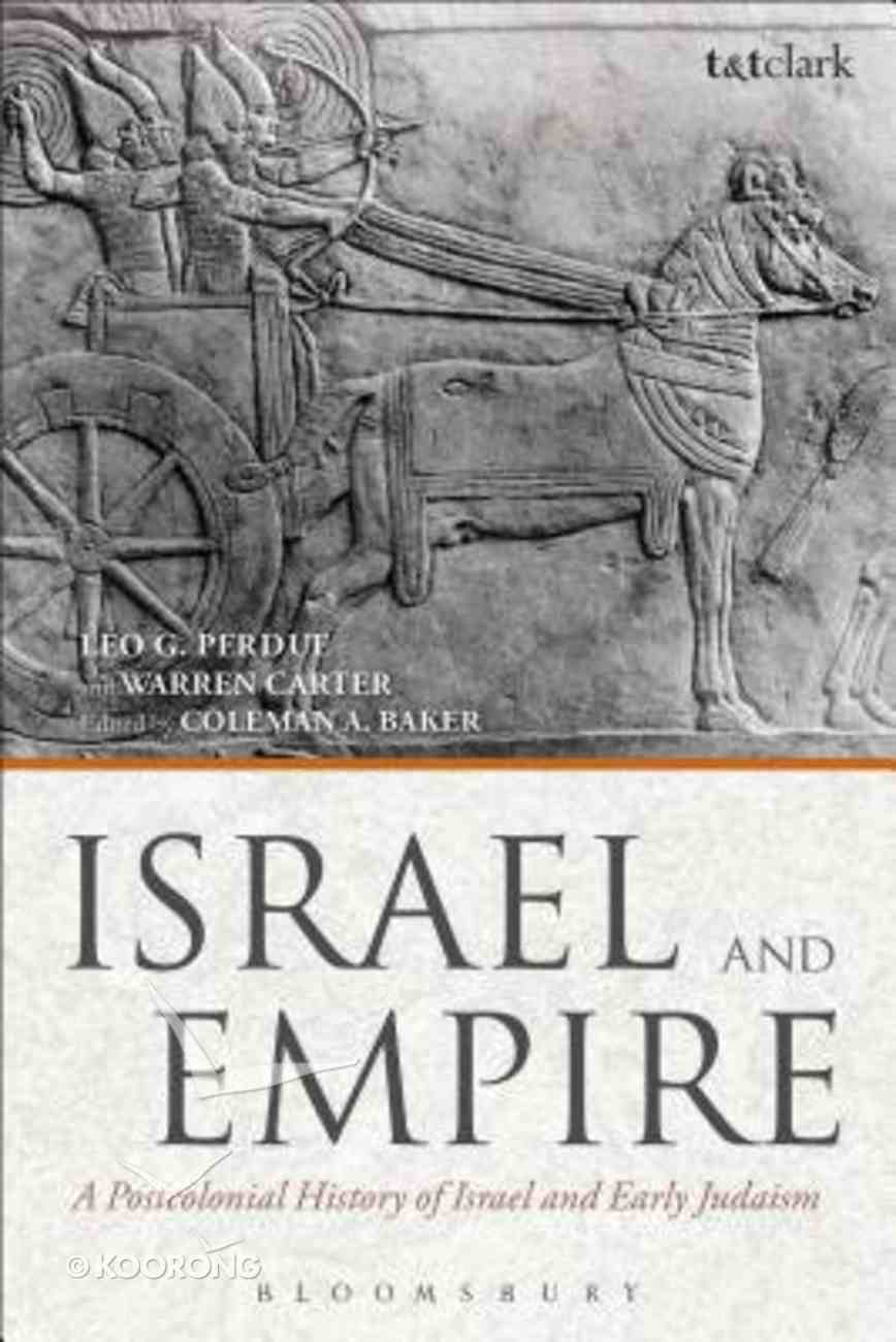 Israel and Empire Paperback