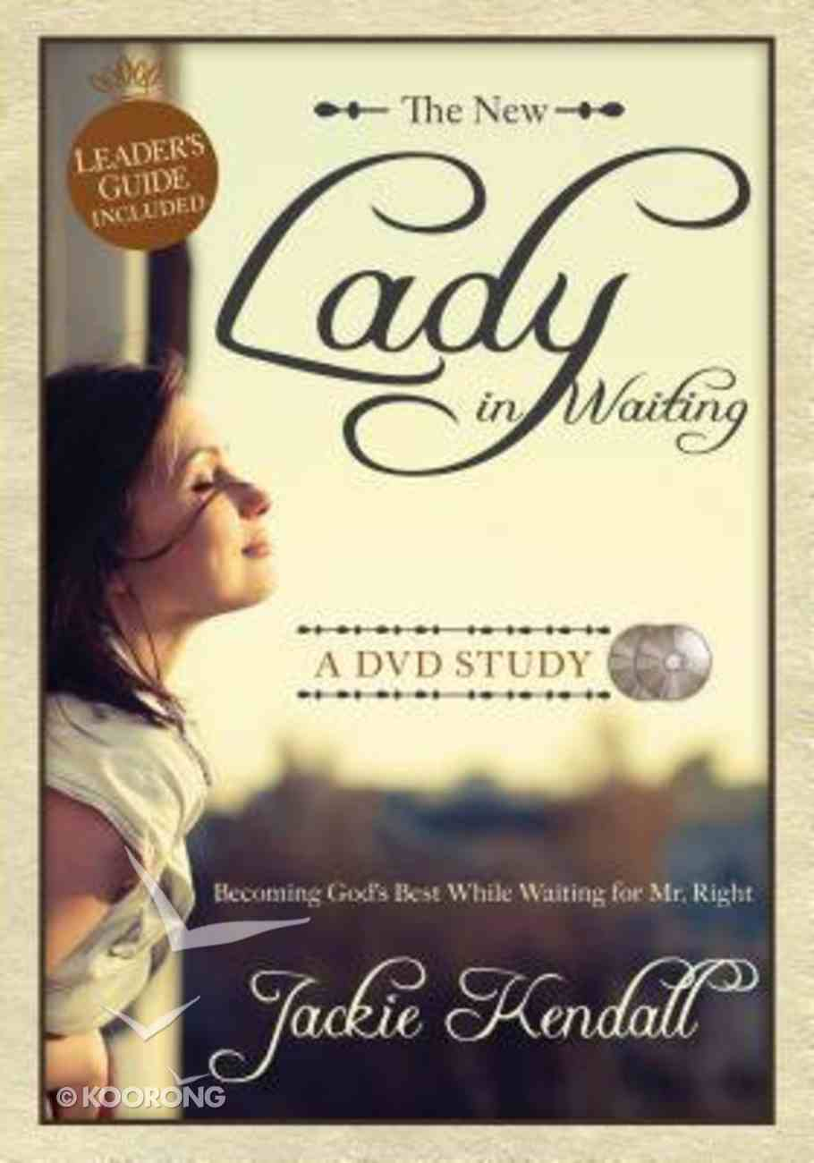 Lady in Waiting: Becoming God's Best While Waiting For Mr. Right (A Dvd Study) DVD