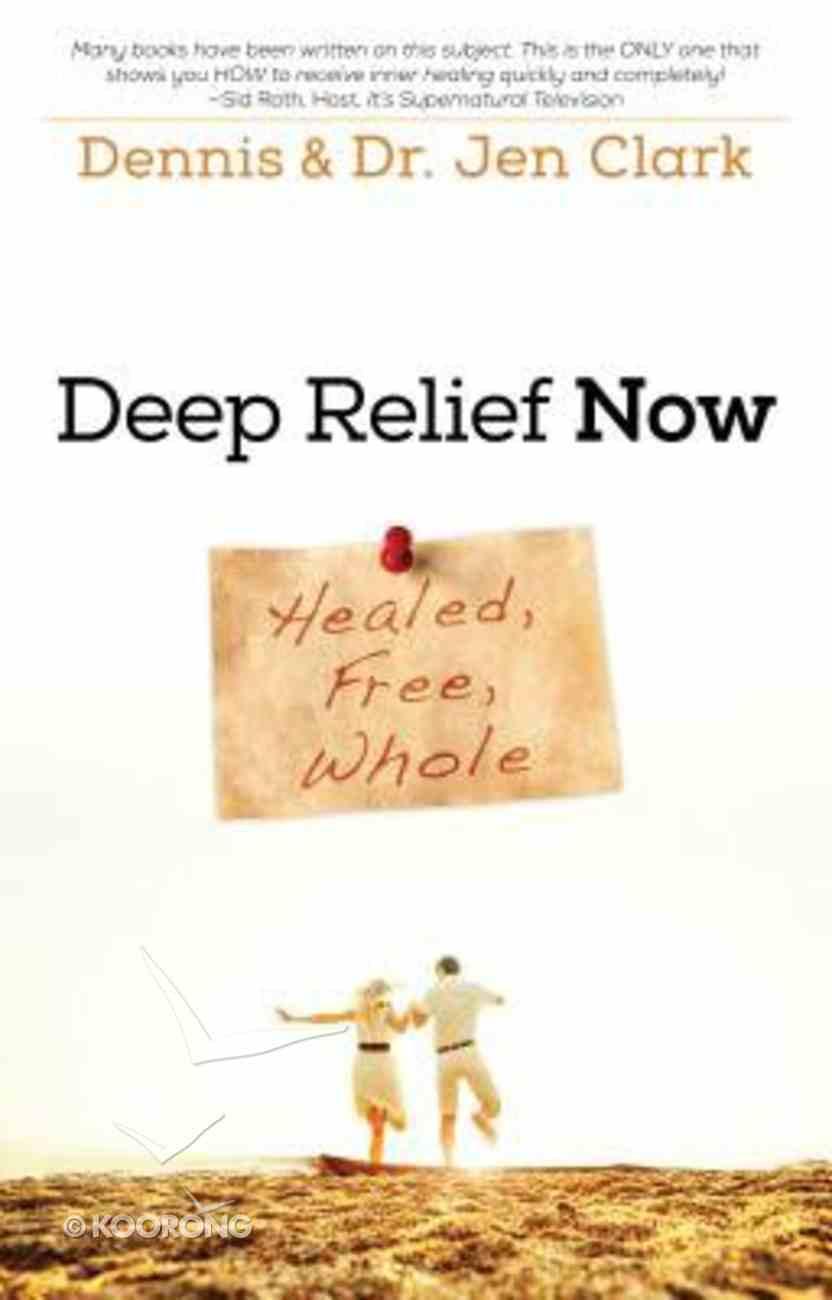 Deep Relief Now Paperback