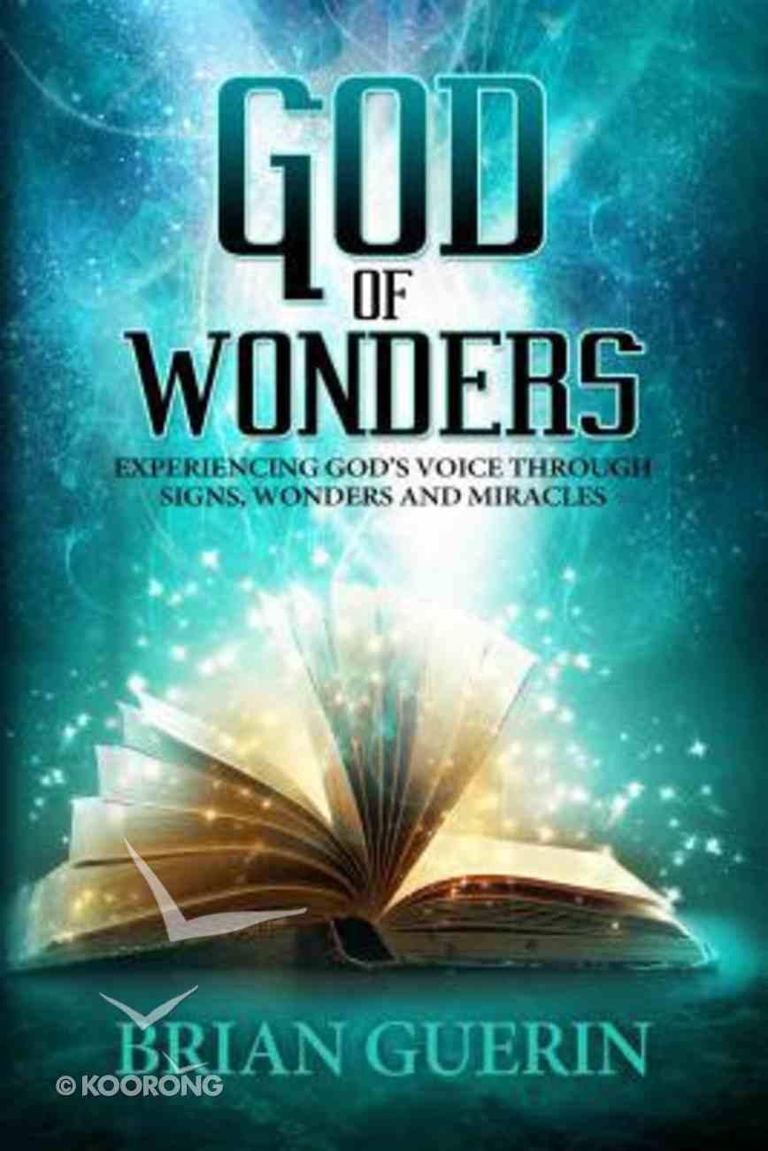 God of Wonders Paperback