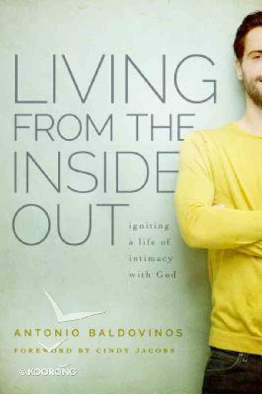 Living From the Inside Out Paperback