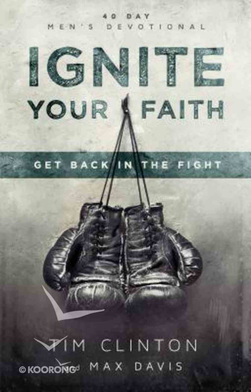 Ignite Your Faith (Companion Piece To 'The Impressionist') Paperback