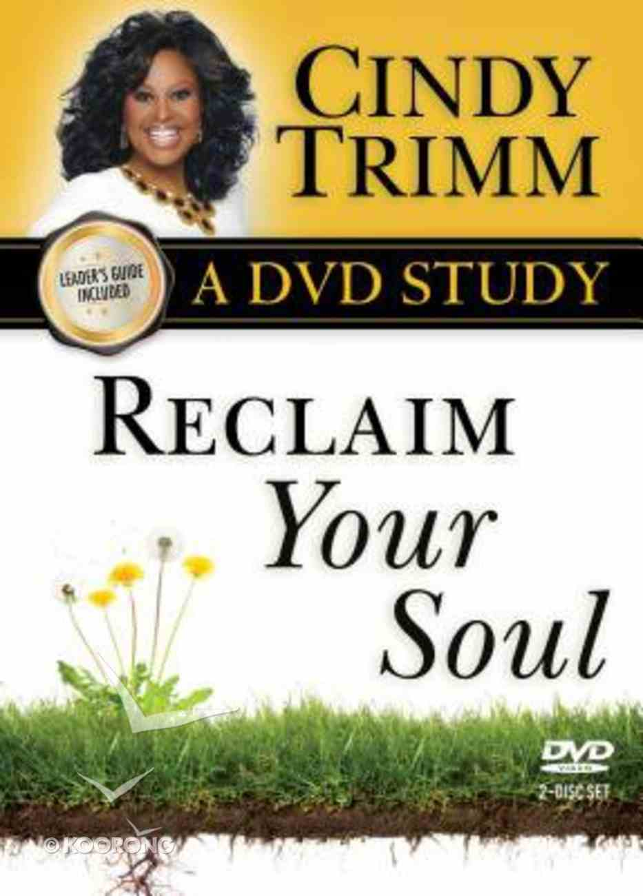 Reclaim Your Soul (Dvd Study) DVD