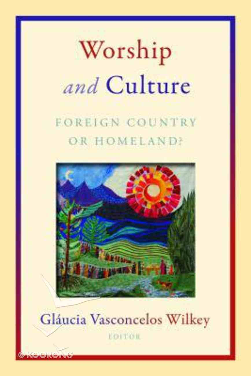 Worship and Culture Paperback