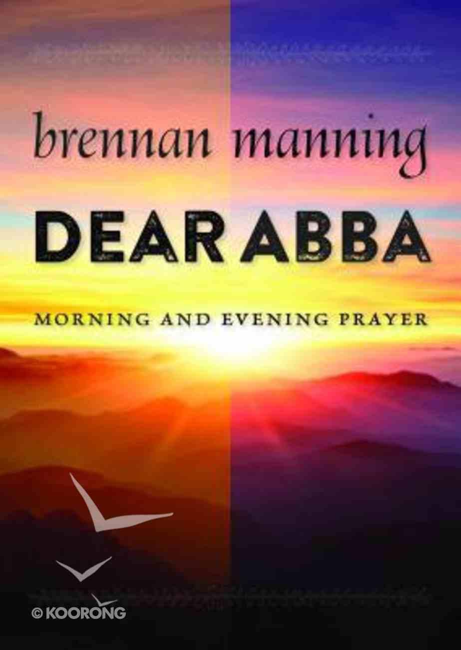 Dear Abba Paperback