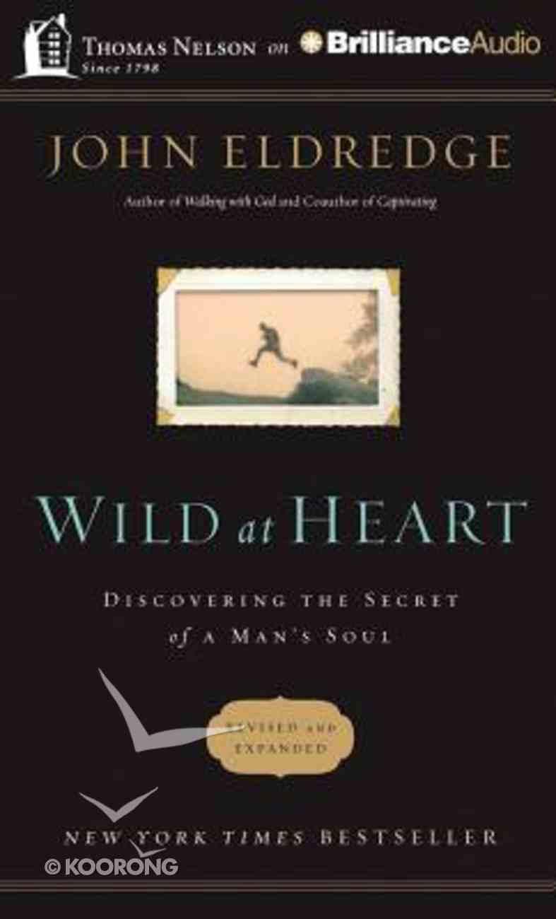 Wild At Heart (Abridged, 8cds) CD