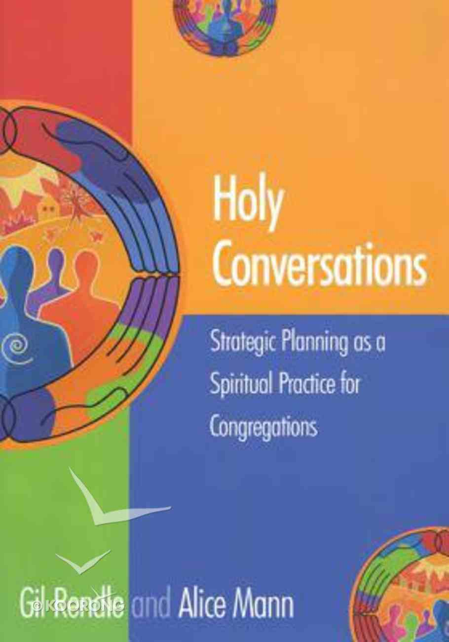 Holy Conversations Paperback