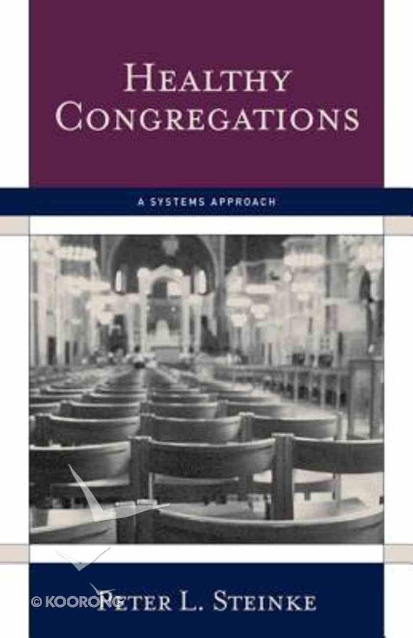 Healthy Congregations Paperback