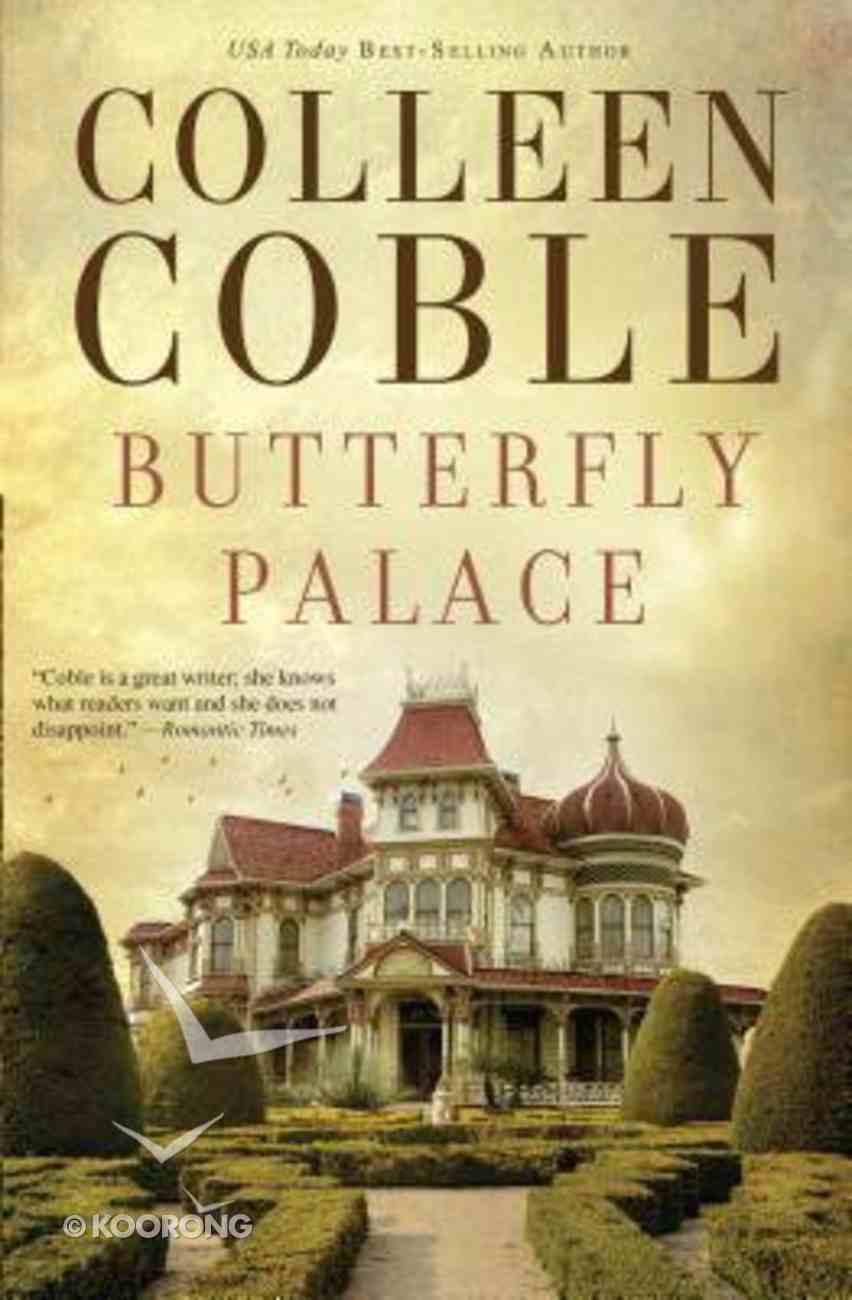 Butterfly Palace (Large Print) Paperback