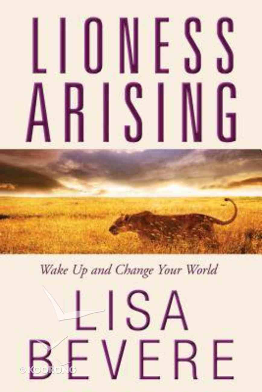 Lioness Arising (Large Print) Paperback