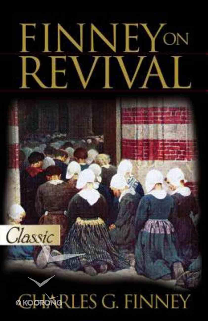 Finney on Revival Paperback