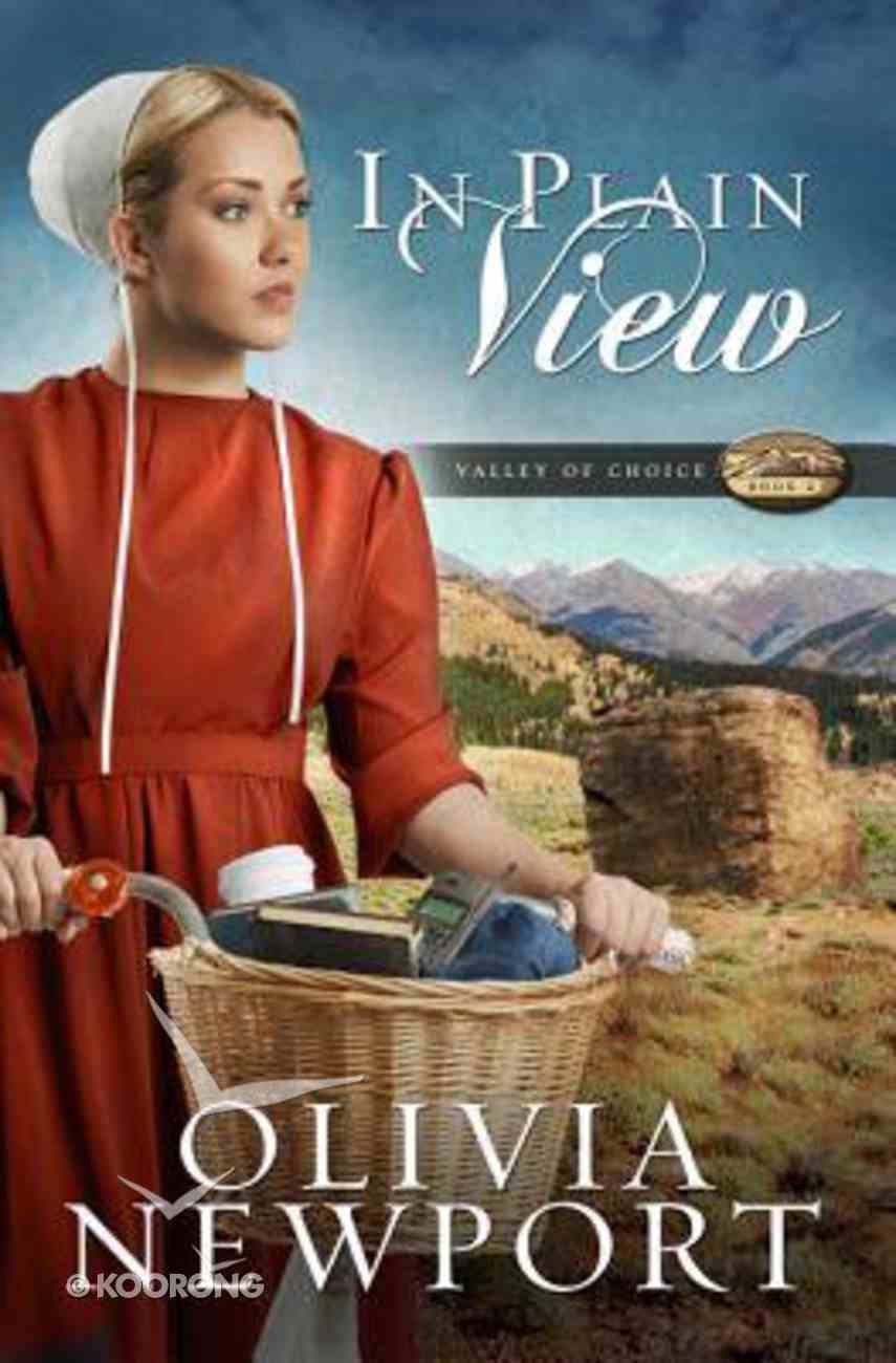 In Plain View (#02 in Valley Of Choice Series) Paperback