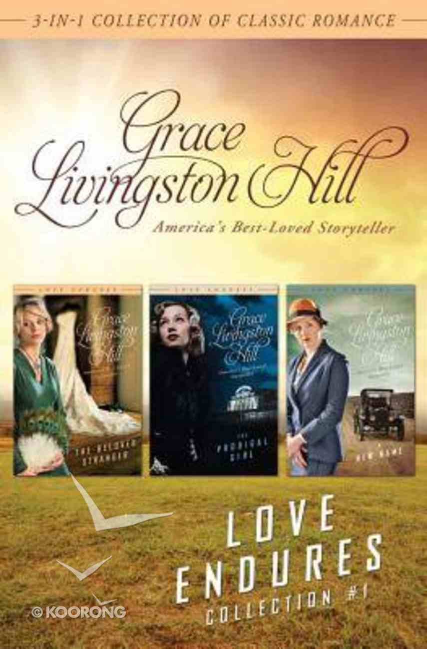 3-In-1 Collection (#01 in Love Endures Series) Paperback