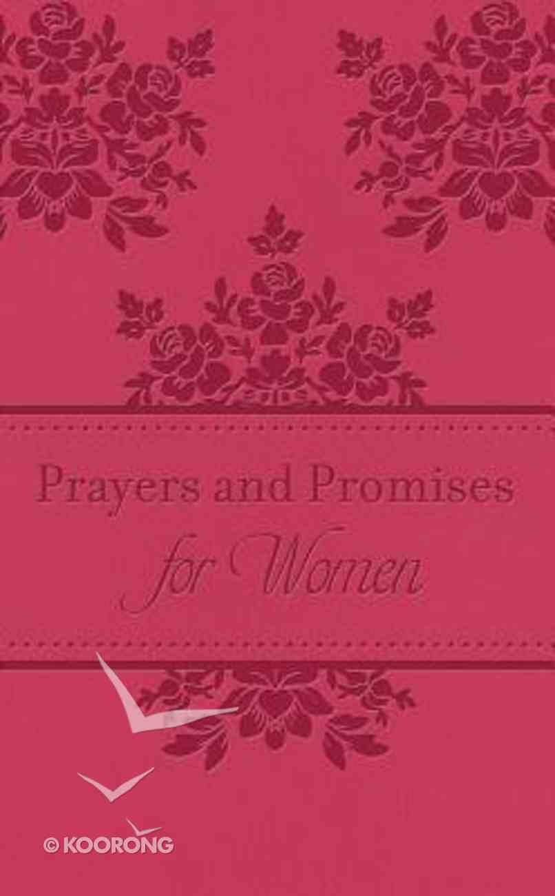 Prayers & Promises For Women Paperback