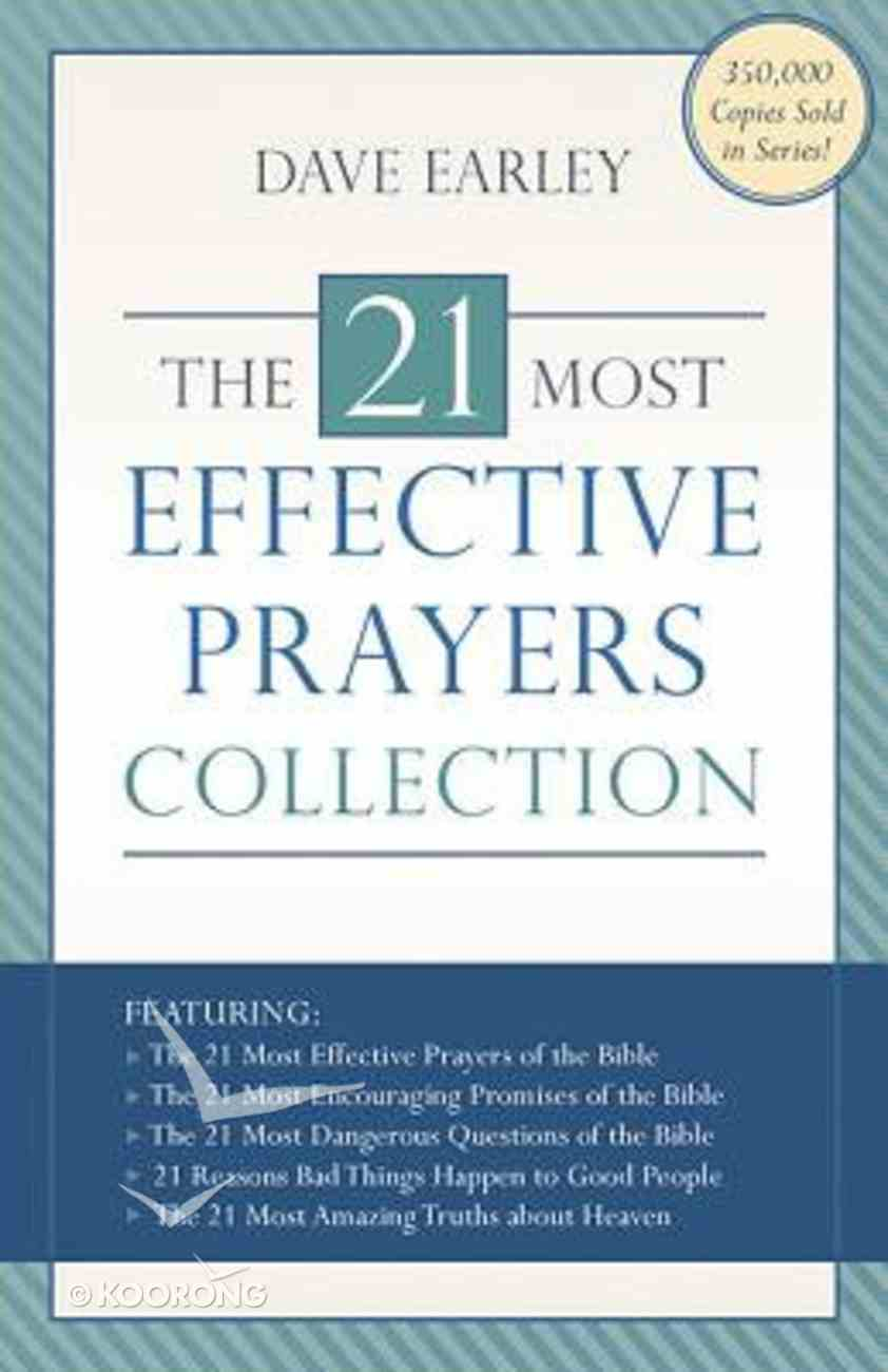 The 21 Most Effective Prayers Collection Paperback