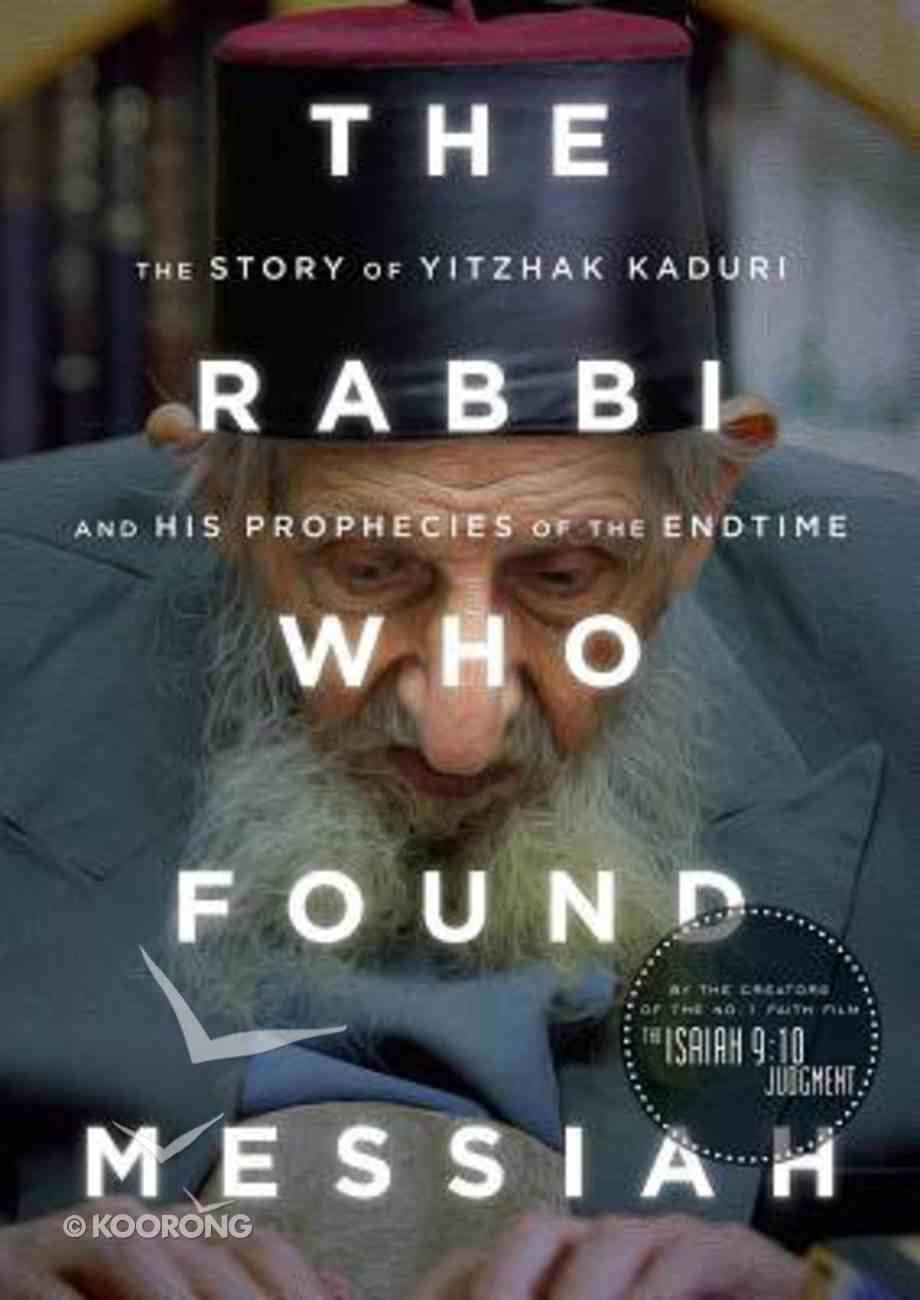 The Rabbi Who Found Messiah DVD