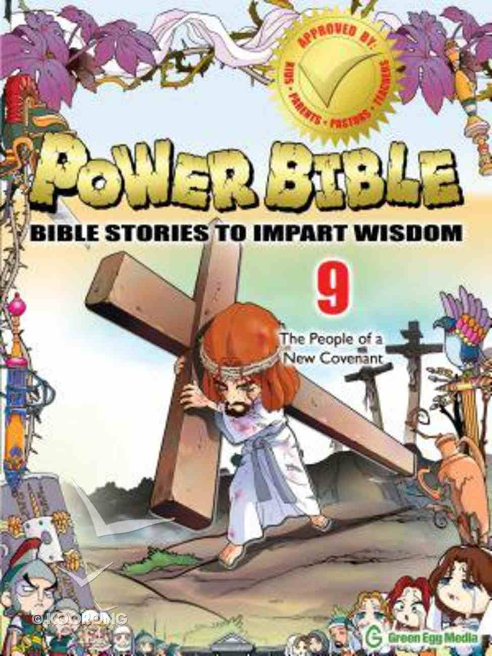 The People of a New Convenant (#09 in Power Bible Series) Paperback