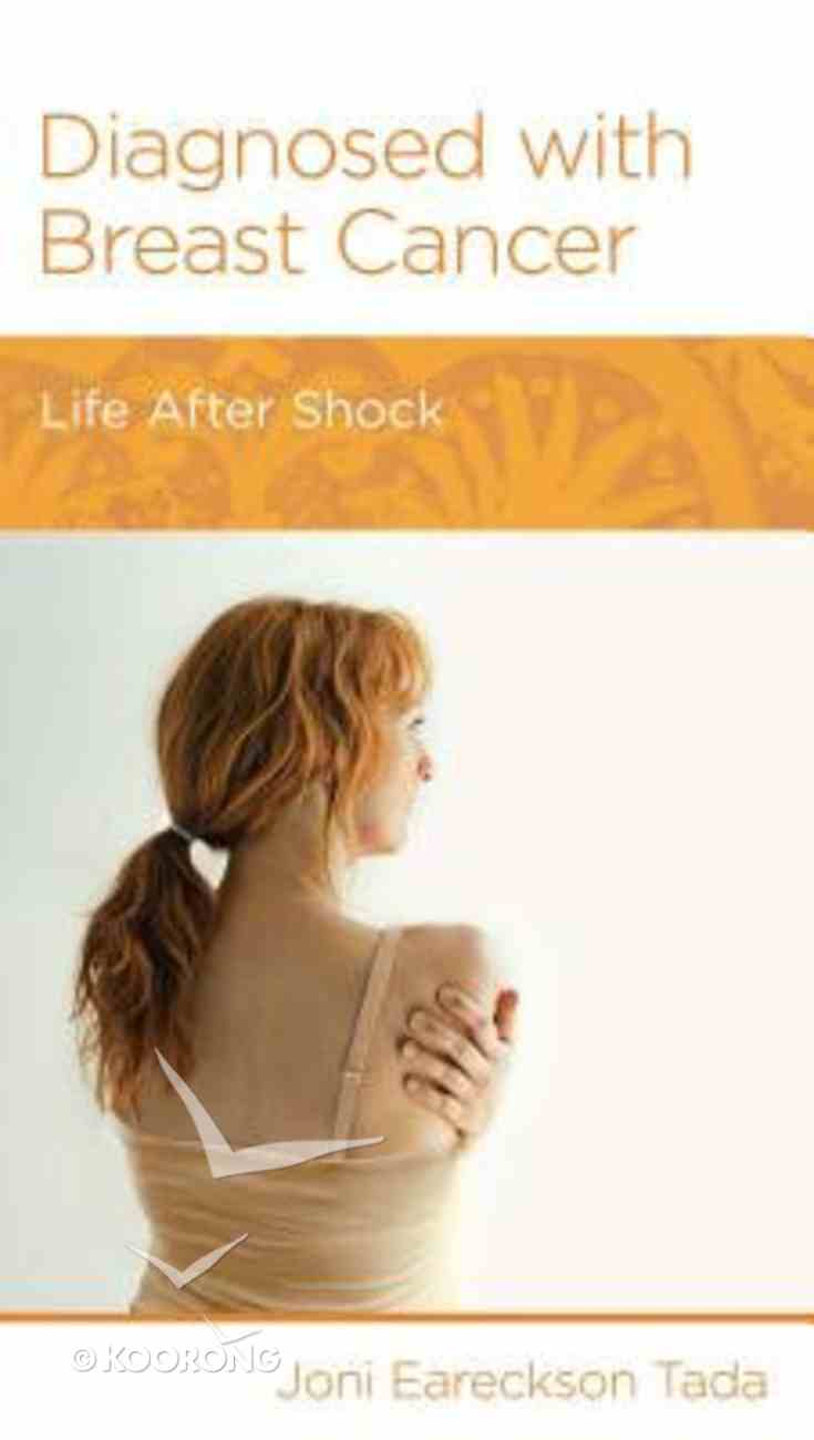 Diagnosed With Breast Cancer (Women To Women Mini Books Series) Booklet