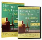 Having A Mary Heart In A Martha's World (Dvd & Participant's Guide) image